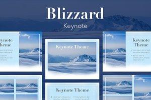 Blizzard Keynote Template