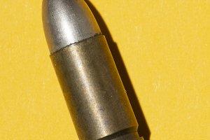 One weapon ammunition cartridge isol