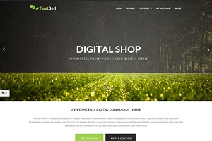 FastSell - Shop Wordpress Theme
