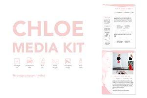 Blogger & Influencer Media Kit