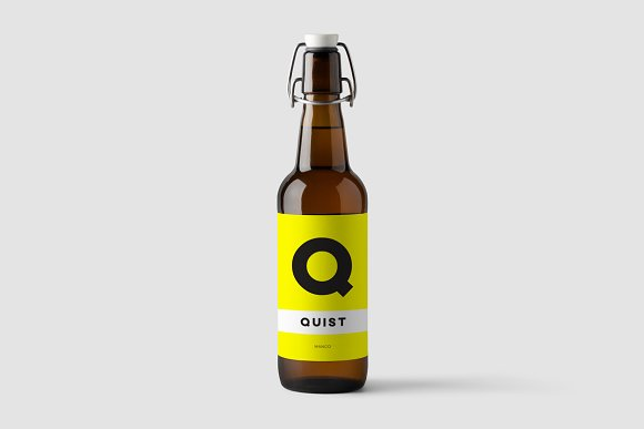 QUART - Cool Display / Headline Font in Cool Fonts - product preview 2