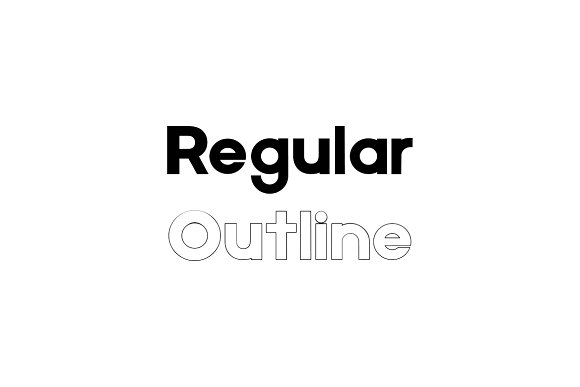 QUART - Cool Display / Headline Font in Cool Fonts - product preview 7