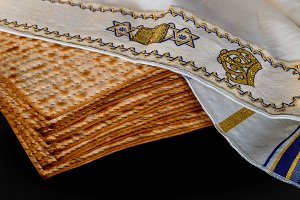 Pesach Passover symbols of holiday