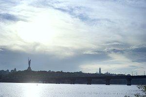 Kiev panorama. Ukraine