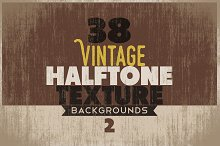Vintage Halftone Texture/Backgrounds