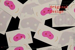 Printable Prints 2 Cards Holidays