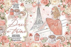 -50% Paris je t'aime design