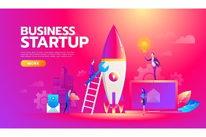 New startup project business plan