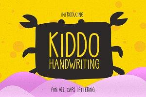 Kiddo Handwriting