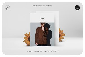 LOVE Men's Fashion Lookbook