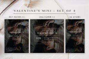Valentine's Mini Session Bundle Kit