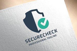 Secure Check Logo