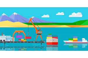 Logistics and Transportation of