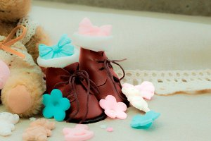 Little brown shoes