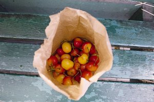 Bag of Cherries