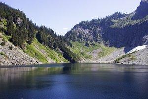 Lake Serene - Bridal Veil Falls