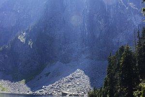 Lake Serene - Bridal Veil Falls 3