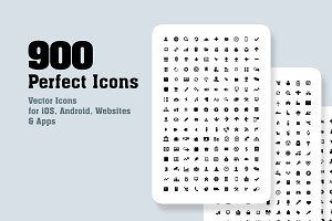 900 pecfect icons