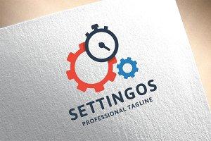 Settingos Logo