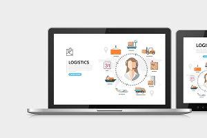 Delivery service adaptive design