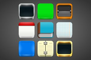 Icons Templates