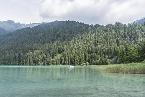 Serenity by the lake Weissensee