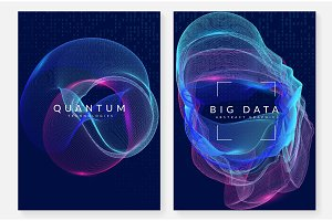 Big data background. Technology for