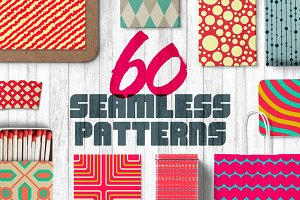 60 Seamless Patterns