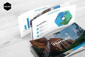 Hanobi - Google Slide Template