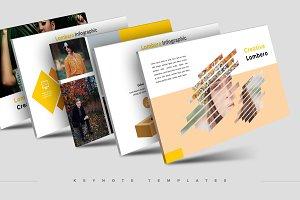 Lombero - Keynote Template