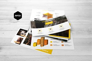 Lombero - Powerpoint Template