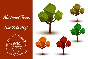 Set of abstract vector tree