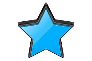 Star 3d icon