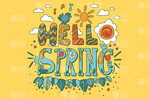Hello Spring Composition