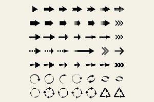 Universal arrows