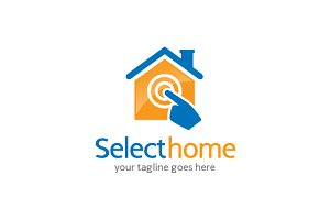 Select Home Logo Template