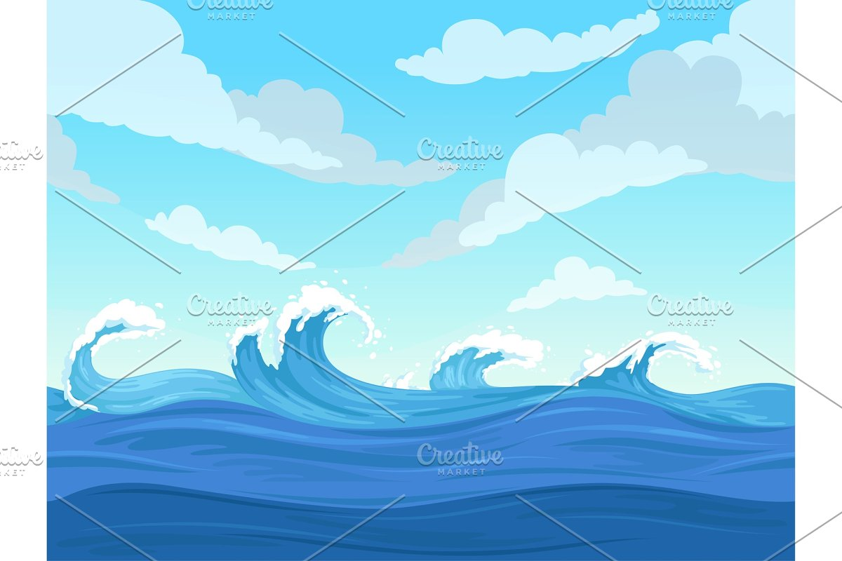 Ocean Surface Wave Seamless