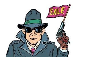 spy secret agent start sales