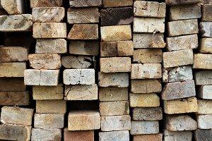 Timber butts texture