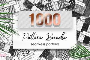 1000 Patterns - Big Bundle Mix