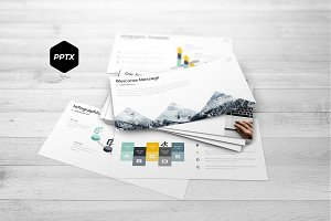 Be+Plus - Powerpoint Template