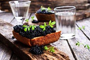 Black caviar
