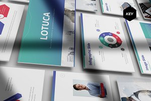 Lotuca - Keynote Template