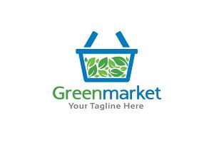 Green Market Logo