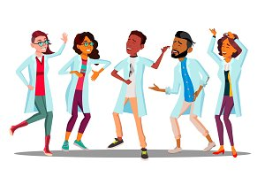 Celebrating Doctor s Day, Dancing