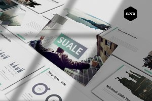 Suale - Powerpoint Template