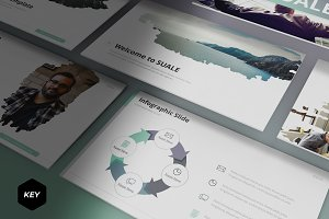 Suale - Keynote Template
