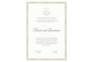 Certificate291