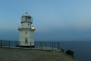 Lighthouse. Crimea, Ukraine