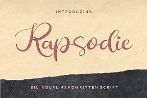 Rapsodie - Multilingual Script